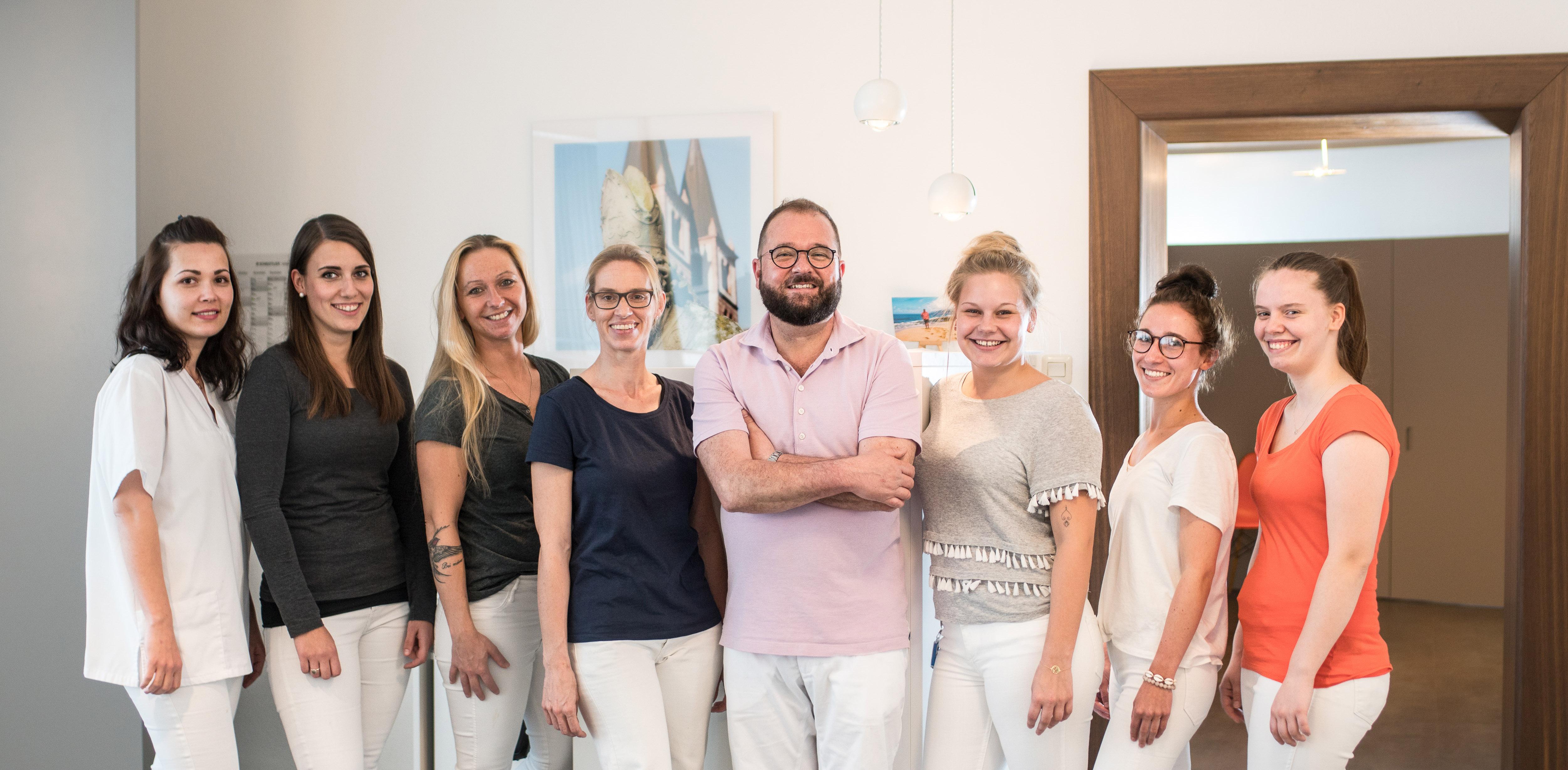 Das gesamte Team des Venenzentrum Würzburg